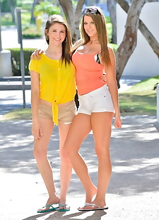 porn photos Kelsey and hazel casual to dressy -, fingering , masturbation